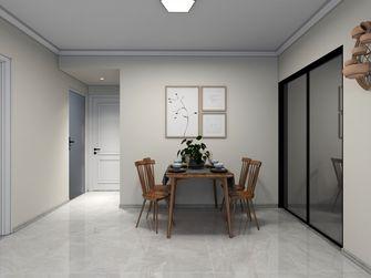 富裕型110平米三室两厅欧式风格餐厅设计图