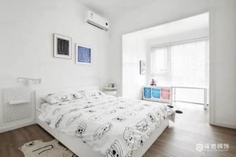 豪华型130平米三室两厅混搭风格青少年房装修案例