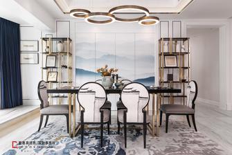 20万以上140平米别墅中式风格餐厅效果图