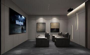 20万以上140平米复式现代简约风格影音室图片大全