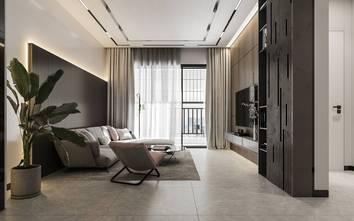 140平米别墅轻奢风格客厅图片