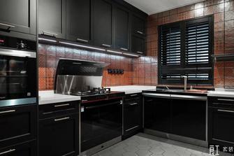 20万以上140平米复式美式风格厨房装修图片大全
