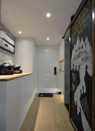 经济型60平米公寓现代简约风格玄关装修图片大全