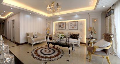 10-15万140平米四欧式风格客厅效果图