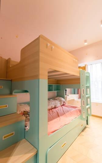 90平米三室两厅轻奢风格青少年房效果图