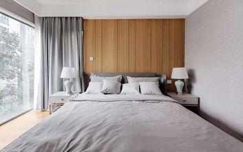 富裕型130平米三中式风格卧室图
