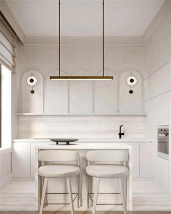 5-10万90平米公寓法式风格厨房设计图