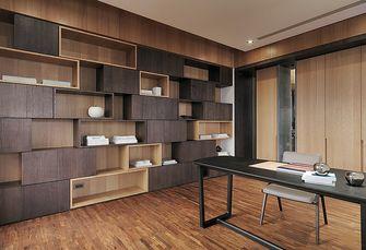 10-15万90平米混搭风格书房装修案例
