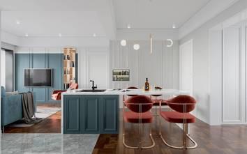 140平米四室两厅东南亚风格餐厅欣赏图