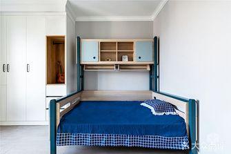 10-15万110平米三室一厅现代简约风格青少年房装修案例