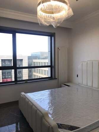 140平米三室三厅轻奢风格卧室设计图
