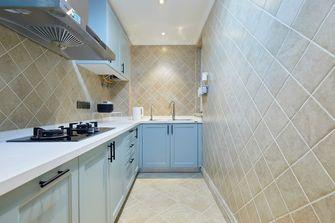 经济型70平米混搭风格厨房设计图