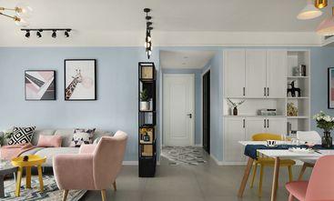 10-15万90平米三北欧风格客厅装修图片大全