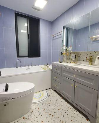 5-10万100平米三室两厅轻奢风格卫生间效果图