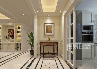 20万以上120平米三室两厅欧式风格玄关装修图片大全