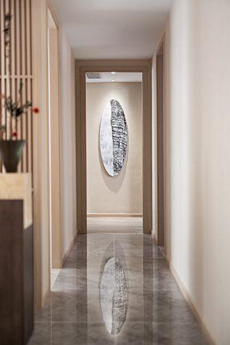 豪华型140平米三室两厅日式风格走廊欣赏图