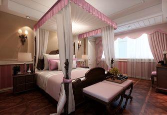 富裕型140平米四室一厅中式风格卧室效果图