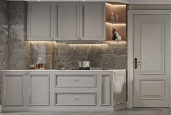 20万以上140平米四室两厅法式风格厨房图