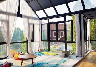 现代简约风格阳光房设计图