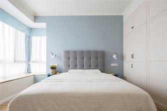 富裕型100平米四北欧风格卧室装修效果图