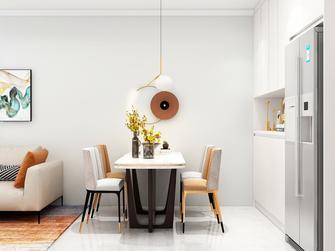 10-15万140平米四室两厅现代简约风格餐厅设计图