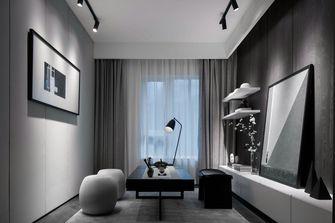 富裕型140平米四室一厅现代简约风格餐厅装修图片大全