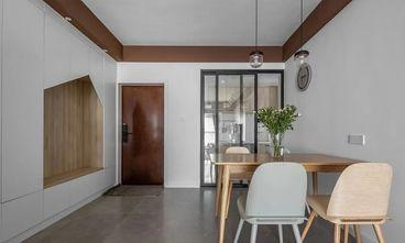10-15万90平米三室一厅北欧风格玄关欣赏图