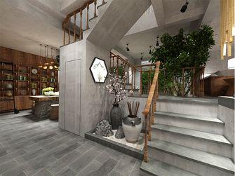 140平米别墅公装风格楼梯间效果图