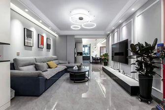 10-15万90平米三现代简约风格客厅装修案例