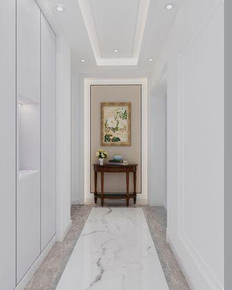 20万以上120平米三室两厅美式风格玄关装修图片大全