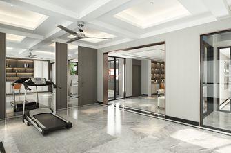 20万以上140平米复式轻奢风格健身房图