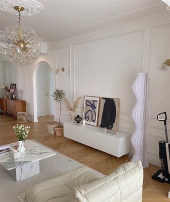 三室两厅法式风格客厅图