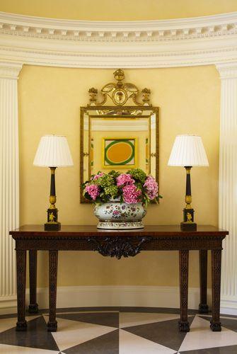 110平米三法式风格客厅装修图片大全
