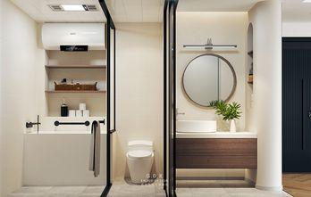 富裕型60平米一室一厅北欧风格卫生间图