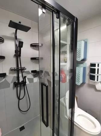 5-10万50平米公寓轻奢风格卫生间设计图