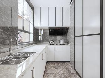 20万以上130平米别墅中式风格厨房设计图