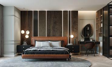 15-20万120平米三室两厅轻奢风格卧室图片
