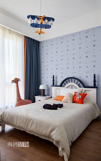 20万以上140平米三室两厅轻奢风格青少年房效果图