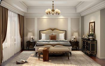豪华型140平米四室两厅新古典风格卧室设计图