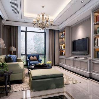 140平米三法式风格客厅图片