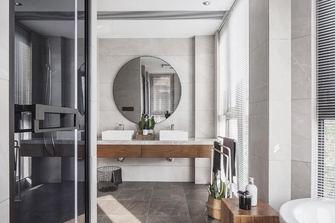 富裕型130平米四室两厅北欧风格卫生间欣赏图