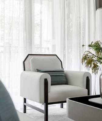 经济型90平米三室一厅中式风格其他区域装修效果图