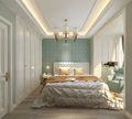 富裕型70平米欧式风格客厅装修图片大全