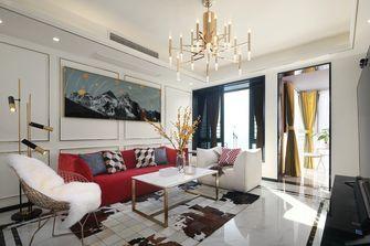 10-15万三室两厅轻奢风格客厅图片