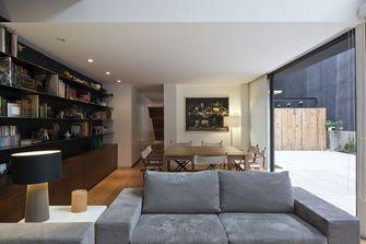 140平米别墅工业风风格客厅欣赏图
