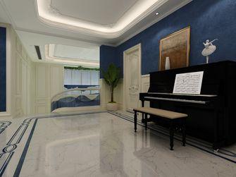 豪华型120平米三室两厅现代简约风格走廊欣赏图