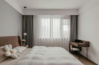 10-15万90平米复式北欧风格卧室图片大全