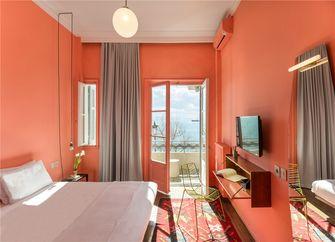 20万以上130平米三东南亚风格卧室欣赏图