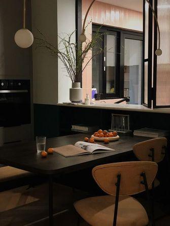 三室一厅混搭风格餐厅装修图片大全