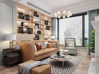 20万以上140平米四室两厅现代简约风格客厅图片
